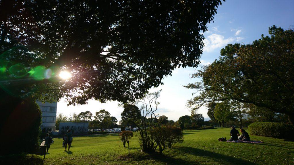 久留米市百年公園