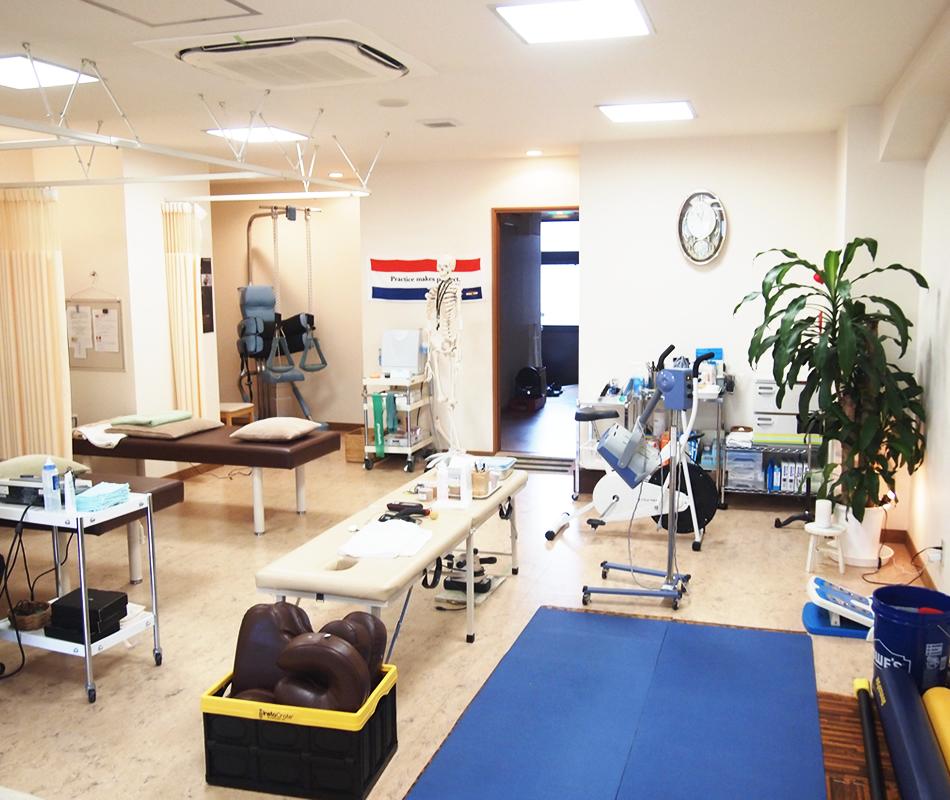 あさかわ整骨院 診療スペース